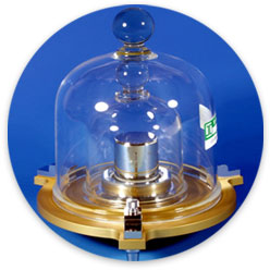 National Pt-Ir Kilogram Prototype No. 78 obtained from BPIM in 1995